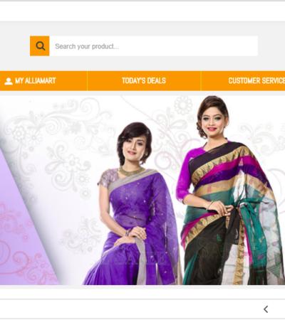 Alliamart e-Commerce Site