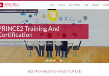 Global Skill Website